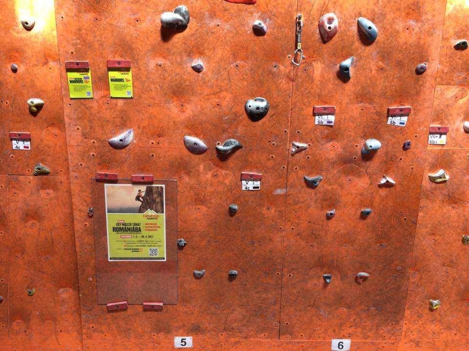 Nyerj mászótúrát Romániába, vagy hetente egy 50 méteres kötelet!