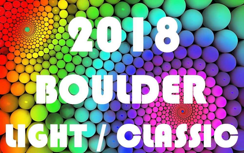 Boulder Light / Classic