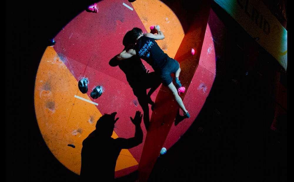 Edelrid Boulder Show
