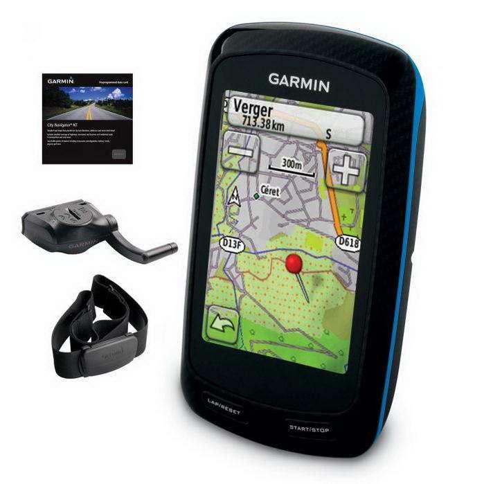 Garmin Edge 800 HRM+CAD