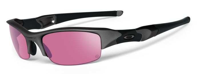 Oakley Flak Jacket - Dark Grey