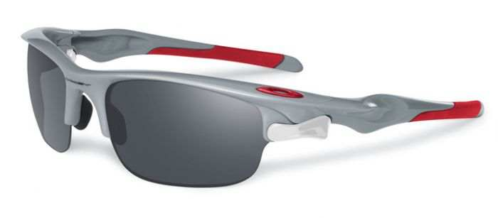 Oakley Fast Jacket - Polished Fog