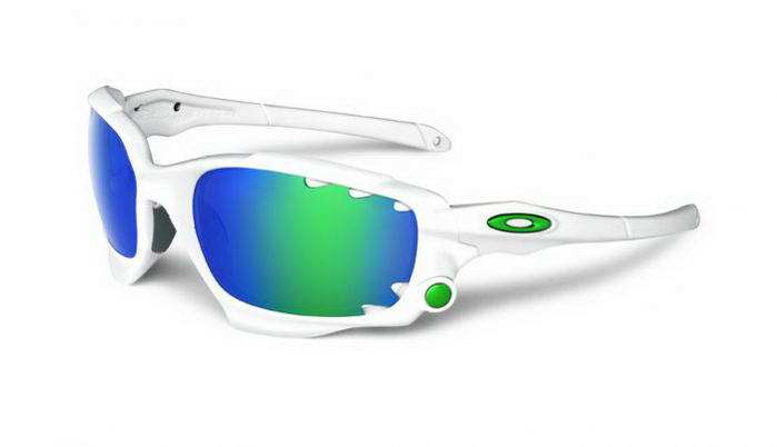 Oakley Racing Jacket - Matte White