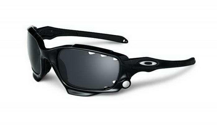 Oakley Racing Jacket - Polished Black