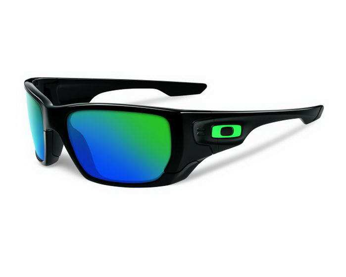 Oakley Style Switch - Polished Black
