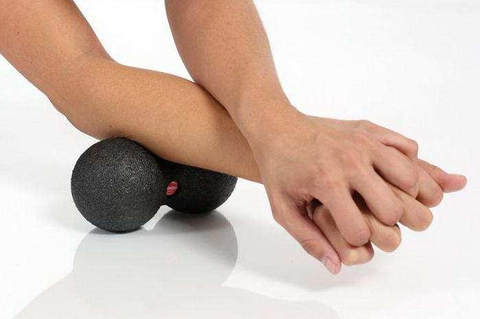 BlackRoll DuoBall masszírozó labda
