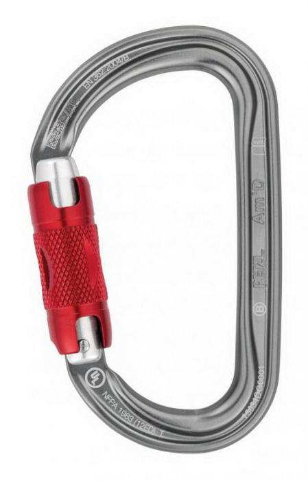 Petzl Am'D 2016 Twist Lock karabiner
