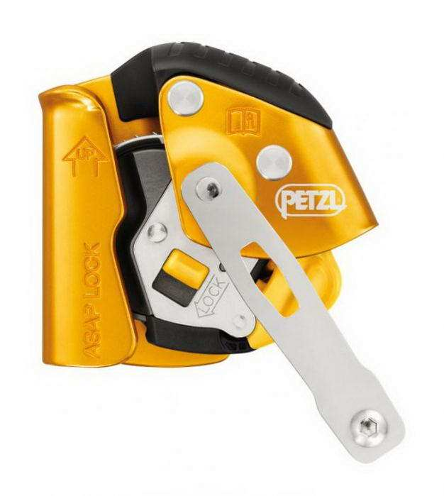 Petzl ASAP® LOCK zuhanásgátló