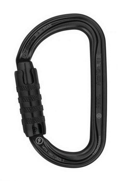 Petzl Am'D TRIACT-LOCK karabiner
