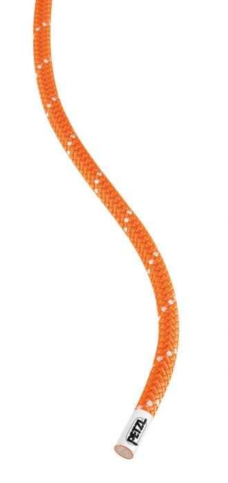 Petzl PUSH 9 mm félstatikus kötél