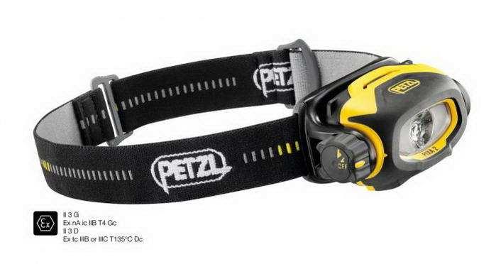 Petzl PIXA® 2 fejlámpa