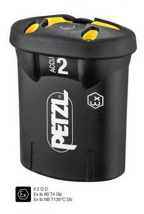 Petzl ACCU 2 DUO Z1 akkumulátor