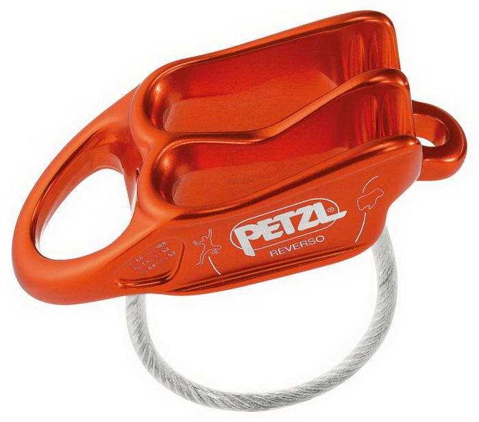 Petzl REVERSO® biztosító eszköz