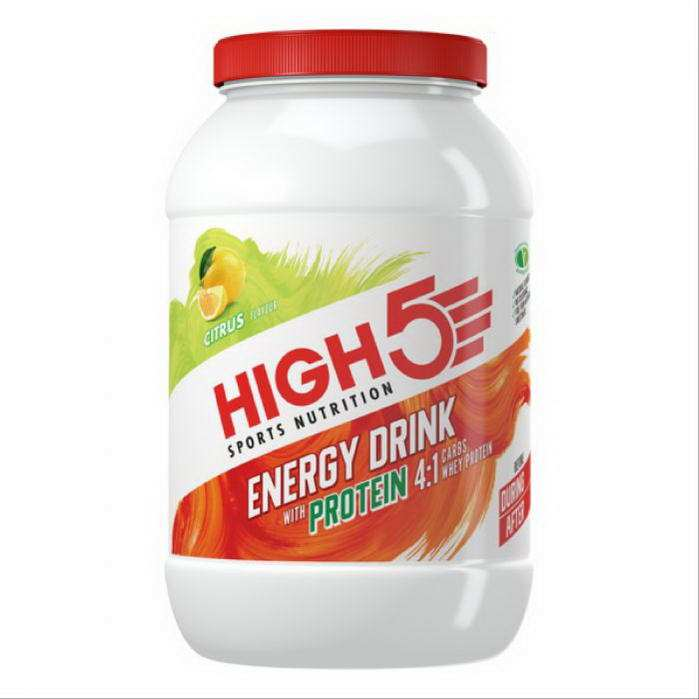 High5 4:1 Energy Drink + PROTEIN Citrus 1.6 Kg