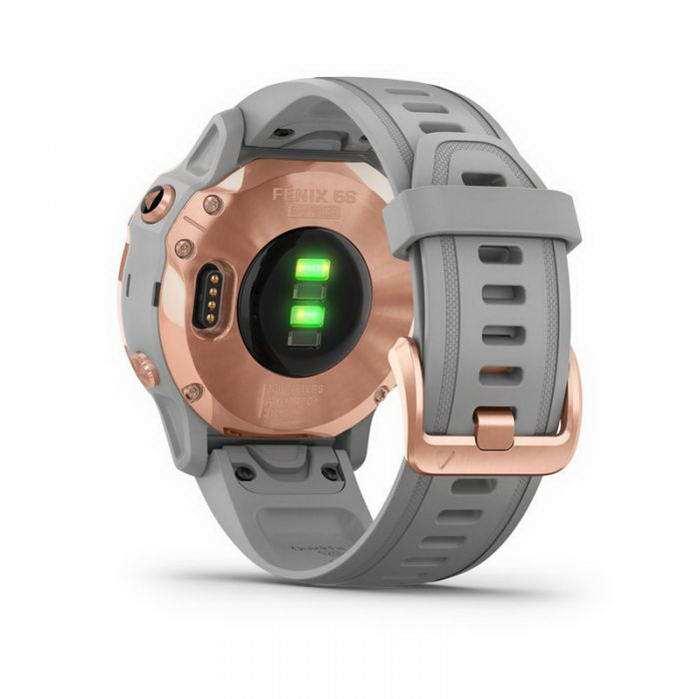 GARMIN fenix 6S Sapphire Pro Garmin órák, navigáció