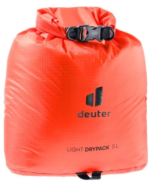 Deuter Light Drypack 5 Liter vízhatlan tárolózsák