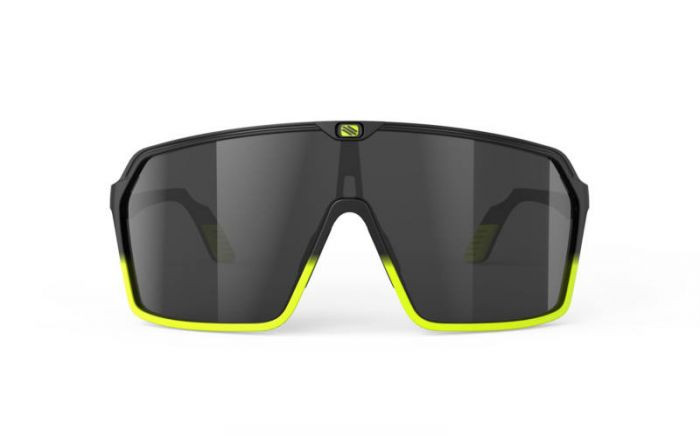 RUDY PROJECT SPINSHIELD BLACK-YELLOW FLUO/SMOKE szemüveg