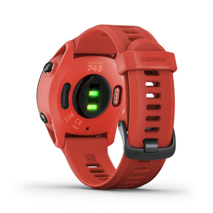 GARMIN Forerunner 745 Magma Red