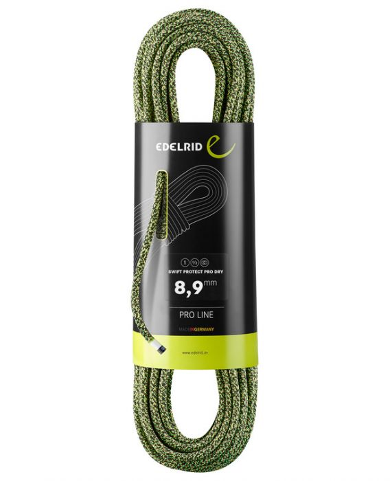 Edelrid SWIFT PROTECT PRO DRY 8,9MM