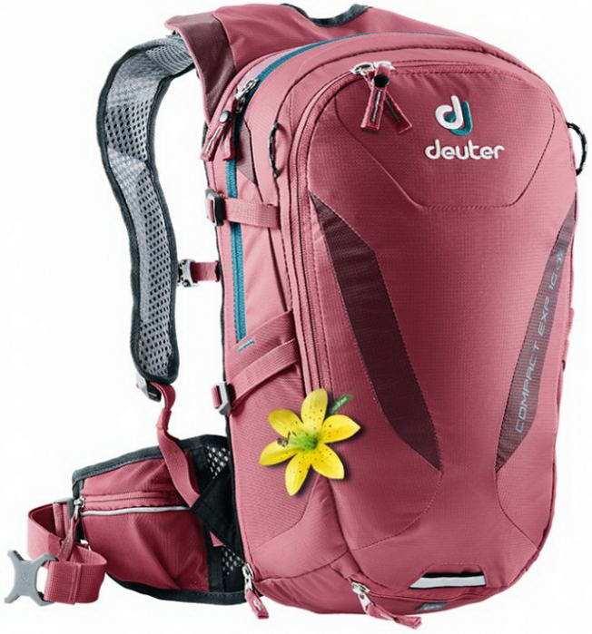1f662187266b Deuter Compact EXP 10 SL női hátizsák - Kis hátizsákok (30l-ig)