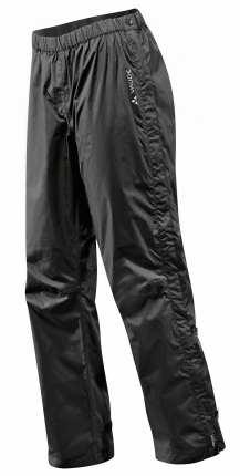 Vaude Men's Fluid Full-zip Pants II S/S esőnadrág