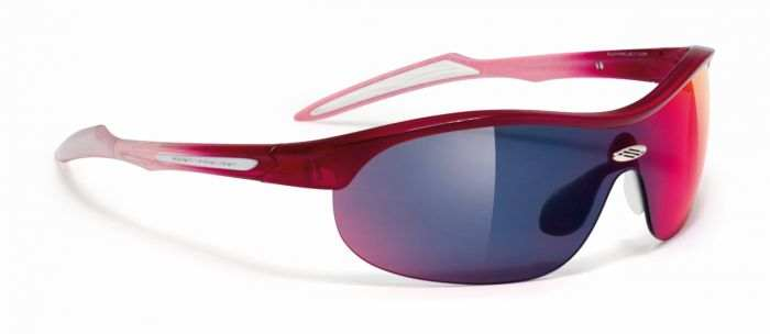 Rudy Project Ability Raspberry Deg Multilaser Red