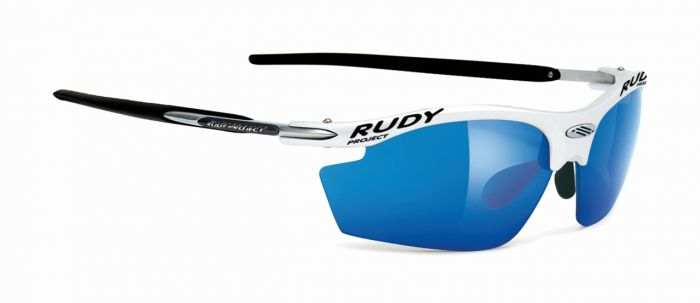 Rudy Project Rydon Racing White Pearl Laser Blue / Racing Red