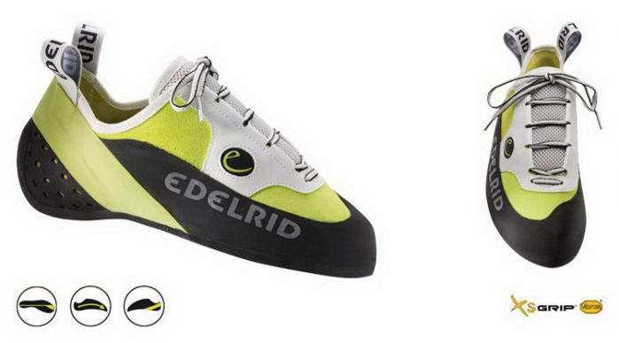 Edelrid Hurricane mászócipő
