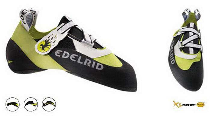 Edelrid Raven mászócipő