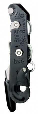 Petzl Stop Black