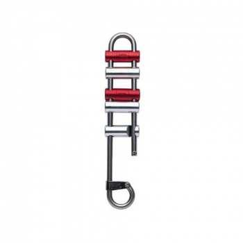 Petzl Rack ereszkedő xilofon