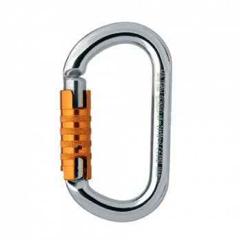 Petzl OK Triact Lock karabiner