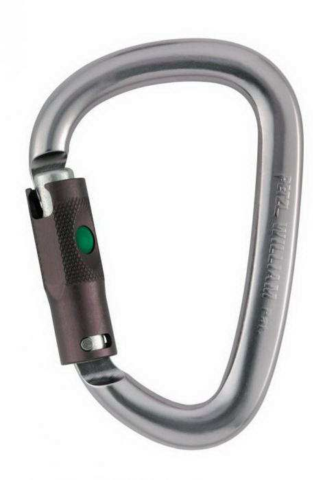 Petzl William Ball Lock / Triact Lock karabiner
