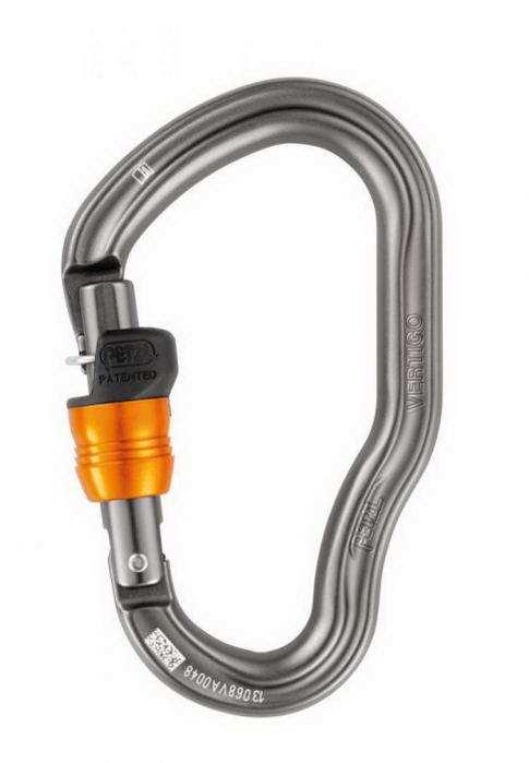 Petzl Vertigo Wire-Lock