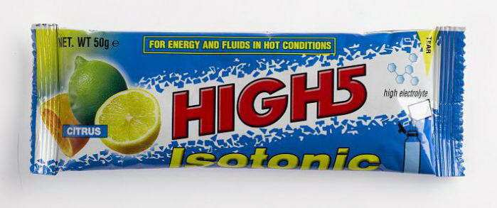 High5 Isotonic citrus 50g
