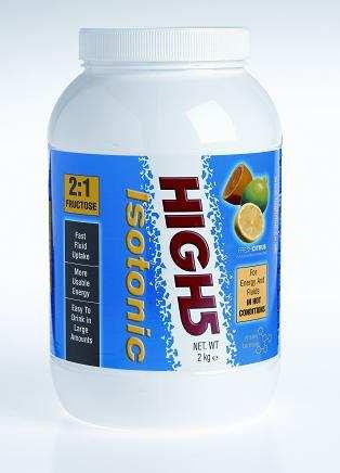 High5 Isotonic citrus 2,0kg