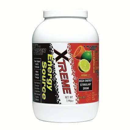 High5 Energy Source Xtreme citrus 1,4kg