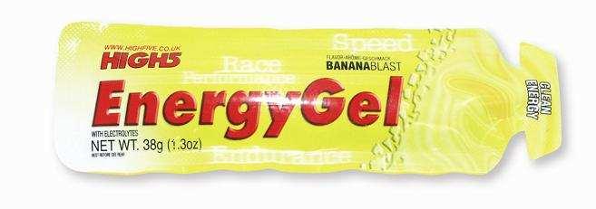 High5 Energy Gel 38g